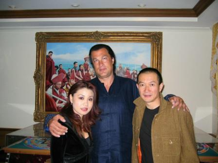 dominic seagal and steven seagal bing images
